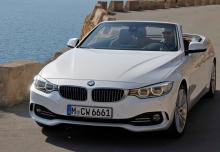 BMW Série 4  2015
