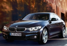 BMW Série 4 Coupé 2014