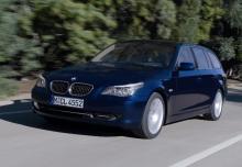 BMW Série 5 Break 2007