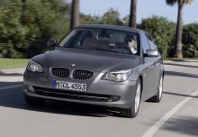 BMW Série 5  2008