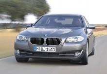 BMW Série 5 Berline 2012