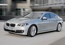 BMW Série 5 Berline 2013