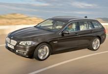 BMW Série 5 Break 2013