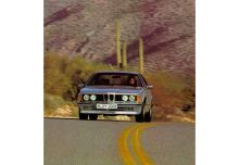 BMW Série 6  1984