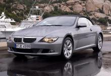 BMW Série 6 Cabriolet 2007