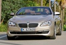 BMW Série 6 Cabriolet 2011