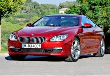BMW Série 6 Coupé 2012