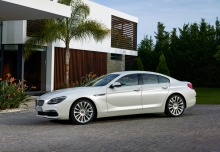 BMW Série 6 Coupé 2015