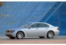 BMW Série 7 Berline 2002