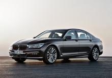 BMW Série 7 Berline 2015