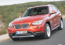 BMW X1 4x4 - SUV 2013