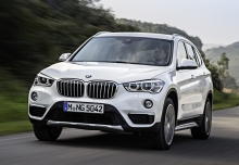 BMW X1 4x4 - SUV 2015