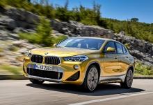 BMW X2 4x4 - SUV 2018