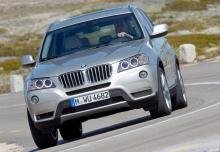 BMW X3 4x4 - SUV 2010