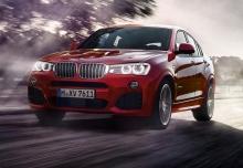 BMW X4 4x4 - SUV 2014