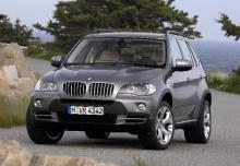 BMW X5 4x4 - SUV 2009