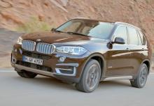 BMW X5 4x4 - SUV 2013