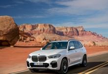 BMW X5 4x4 - SUV 2018