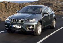 BMW X6 4x4 - SUV 2008