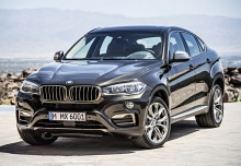 BMW X6 4x4 - SUV 2016