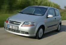 Chevrolet Kalos Berline 2007