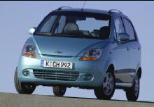 Chevrolet Matiz Berline 2007
