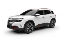 Citroën C5 aircross 4x4 - SUV 2018