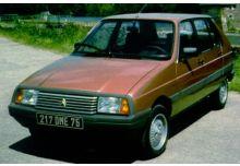Citroën Visa Berline 1983