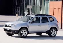 Dacia Duster 4x4 - SUV 2013