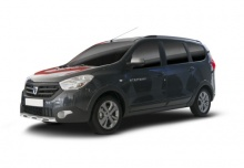 Dacia Lodgy Monospace 2015