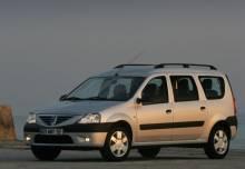 Dacia Logan Break 2006