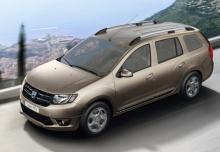 Dacia Logan Break 2013