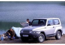 Daewoo Korando  2002