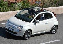 Fiat 500 C Cabriolet 2011