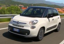 Fiat 500 L Monospace 2013