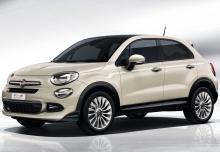 Fiat 500 X 4x4 - SUV 2015