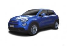 Fiat 500 X Véhicule de société 2018