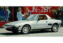 Fiat Bertone Coupé 1983