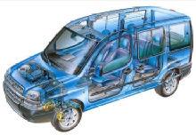 Fiat Doblo Fourgon 2004