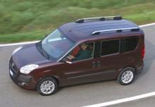 Fiat Doblo Monospace 2010