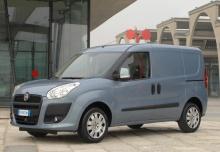 Fiat Doblo Fourgon 2011