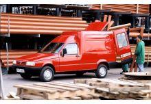 Fiat Fiorino Fourgon 1993