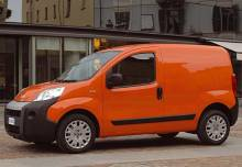 Fiat Fiorino Fourgon 2015