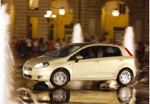 Fiat Grande Punto Berline 2005