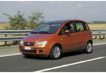Fiat Idea Véhicule de société 2011