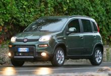 Fiat Panda  2013