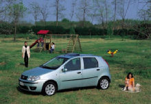 Fiat Punto Berline 2004