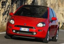 Fiat Punto Berline 2011