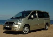 Fiat Scudo Minibus - Combi 2010