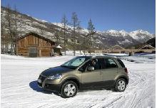 Fiat Sedici 4x4 - SUV 2007